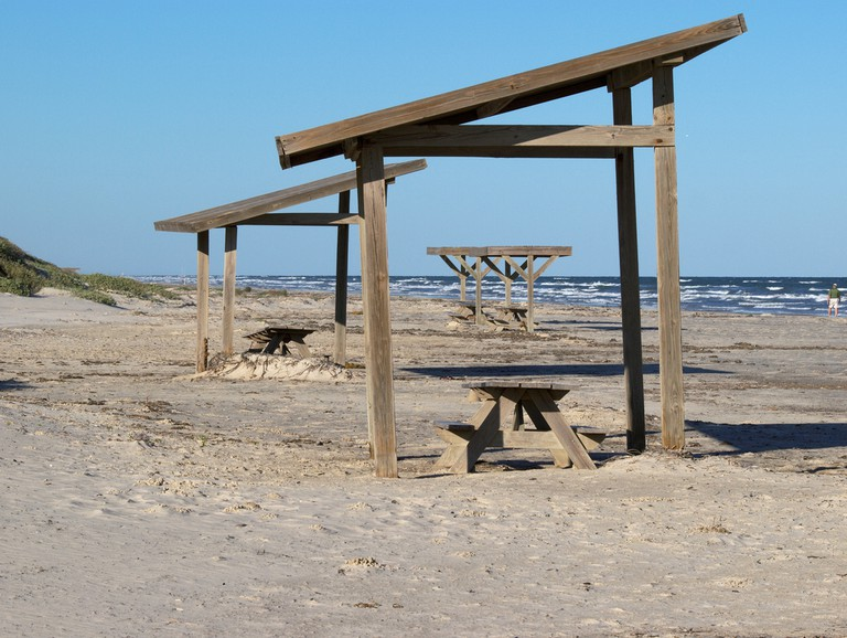 Padre Island National Seashore © Terry Ross / Flickr