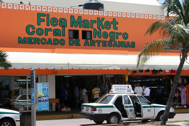 Mercado Coral Negro|© Price Travel Picture/Flickr