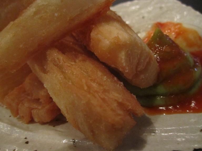 Cassava Chips   © Annie Mole / Flickr