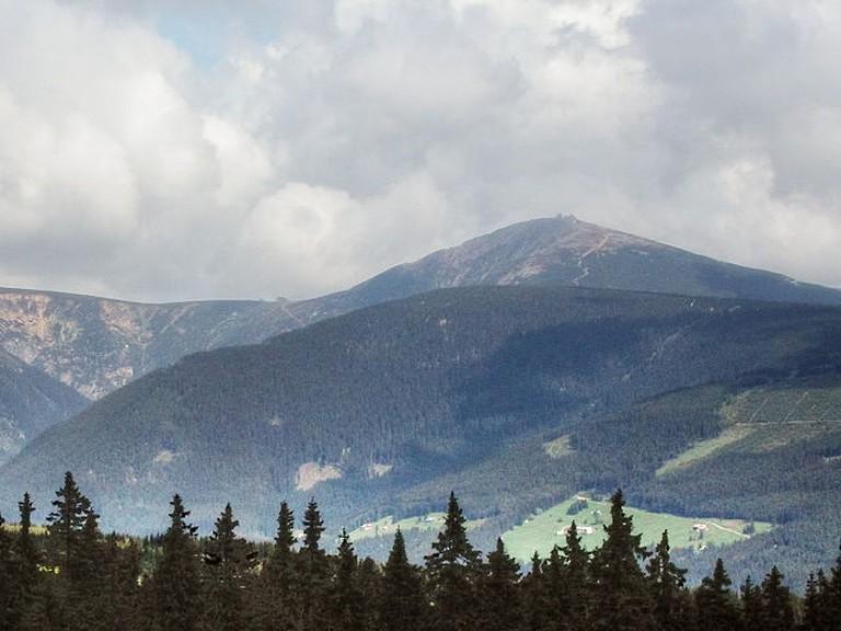 Krkonoše Mountains | ©David Paloch / Wikimedia Commons