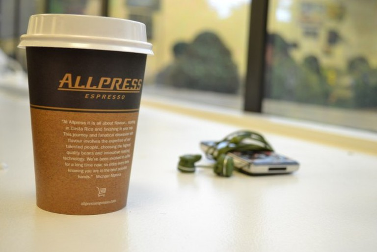Allpress Coffee | © Jaafar Alnasser/Flickr