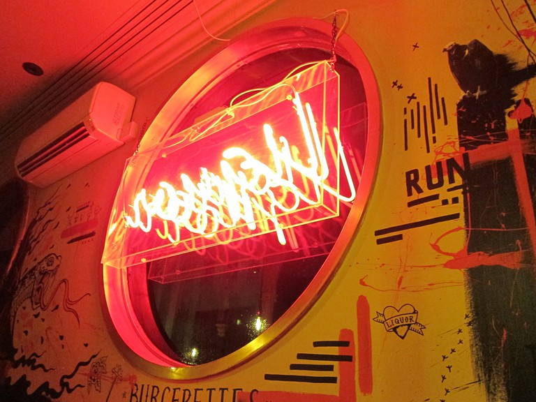 Go all out at Meat Liquor