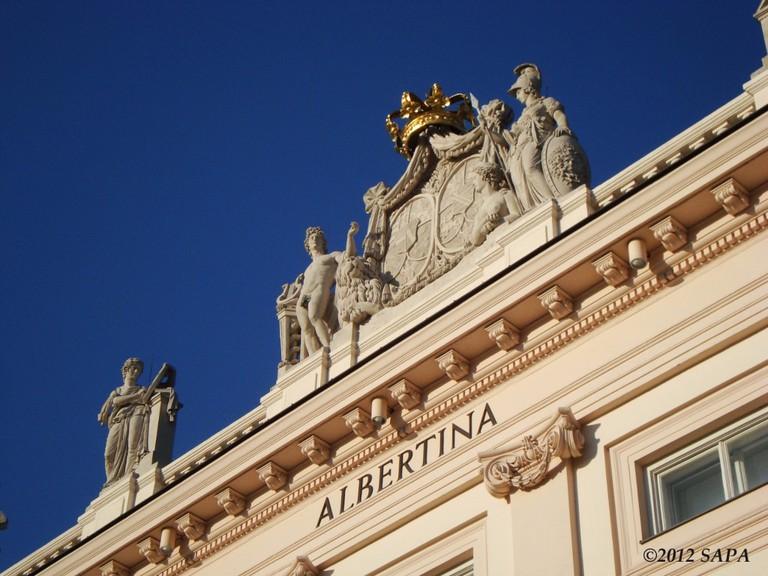 Facade of the Albertina   © S.Alexis / flickr
