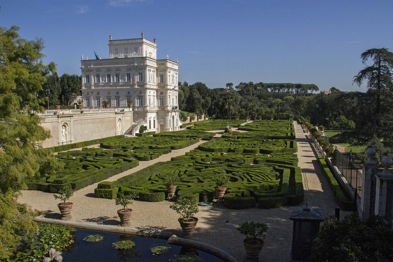 Villa Pamphili | © CucombreLibre/Flickr