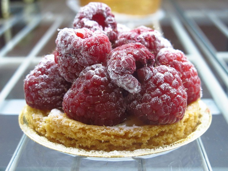 You can find French desserts to die for in Cannes