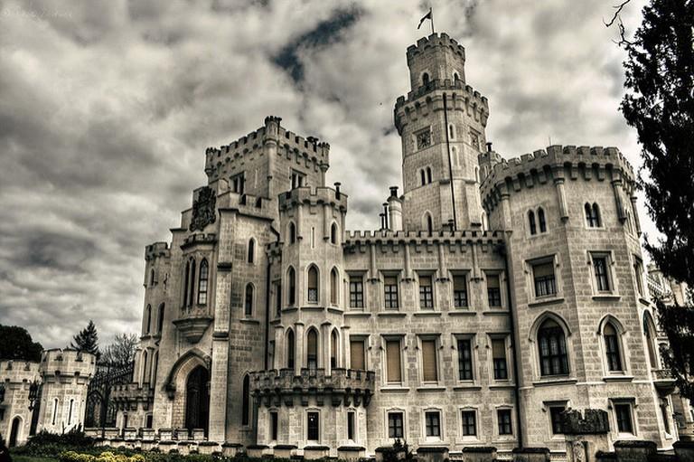 Hluboka Castle / ©serzhile / Flickr