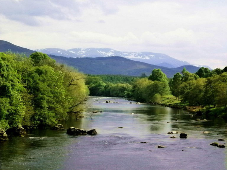 River Spey at Boat of Garten | © Dave Conner/Flickr