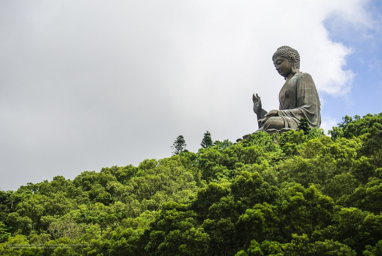 Tian Tian Buddha