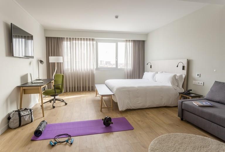 A room at the Artiem | © Artiem Hotels