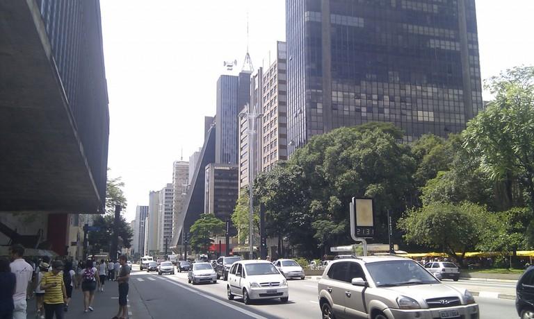 Avenida Paulista © Mark Hillary/Flickr