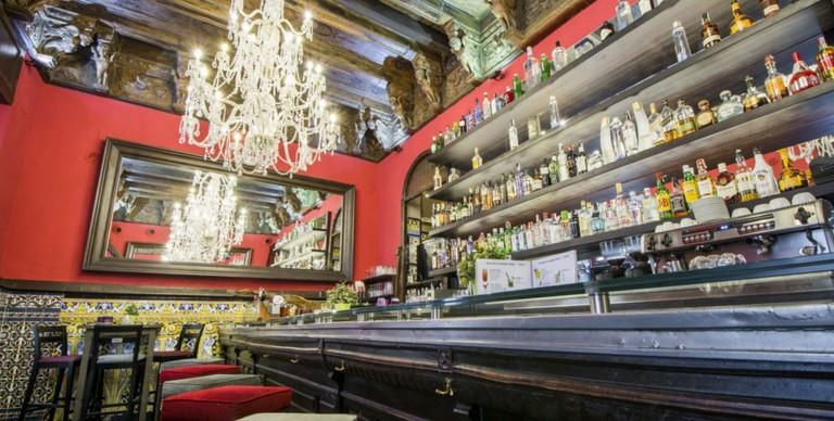 The main bar | © Restaurante Viva Madrid