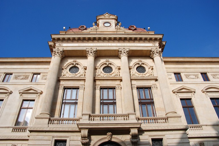 National Bank of Romania| © George M Groutas / Flickr