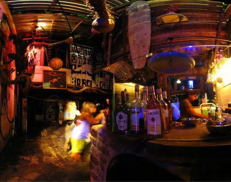 Borracharia Bar / © Marcelo Bogobil