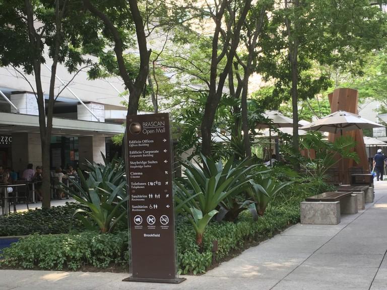 Brascan Mall, Itaim Bibi © Lise Alves