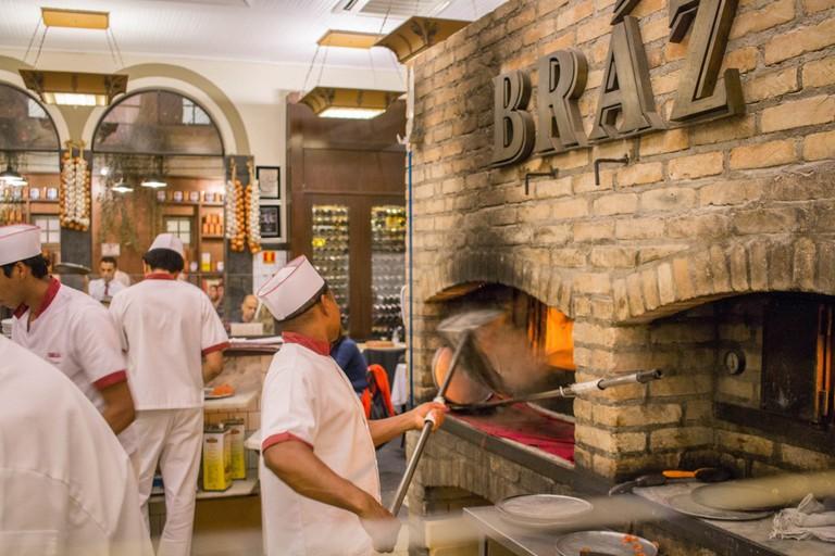 Braz Pizzeria ©LWYang/Flickr