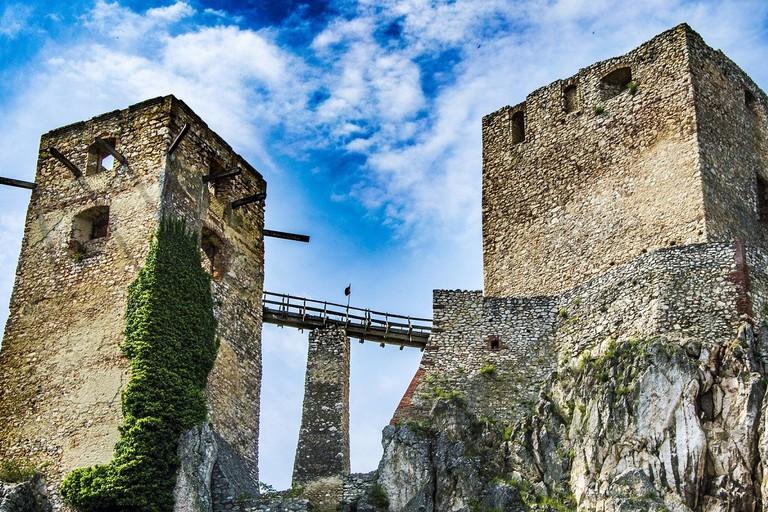 Csesznek Castle Hungary
