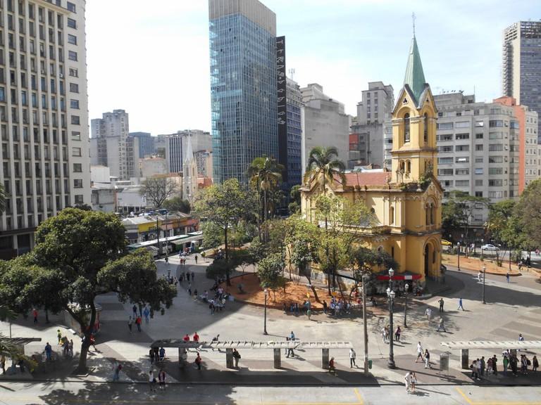 center of São Paulo photo Chester Flickr