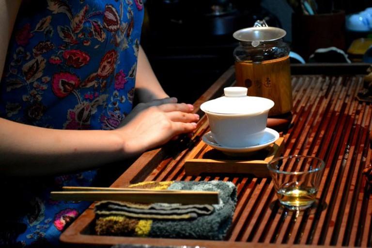 Chinese tea culture | © David Boté Estrada / Flickr