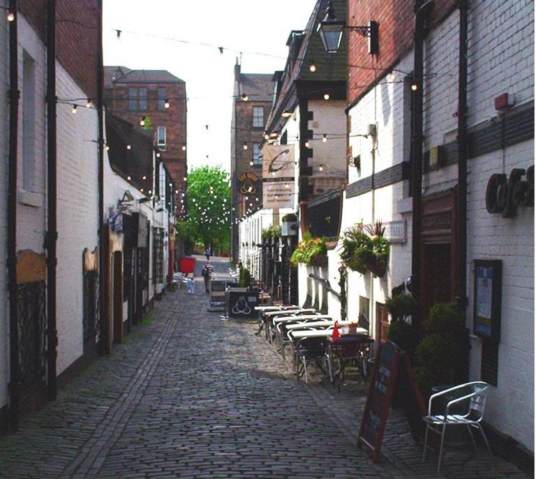 Cresswell Lane | © WikiCommons