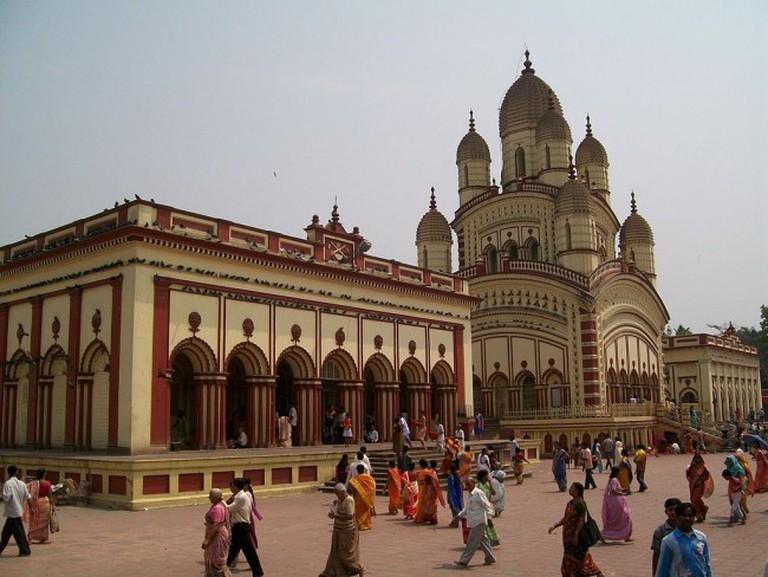 Dakshineswar Kali Temple | © Sunnybrajesh / WikiCommons