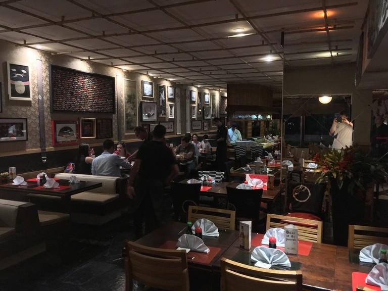 Dhaigo Restaurant in São Paulo