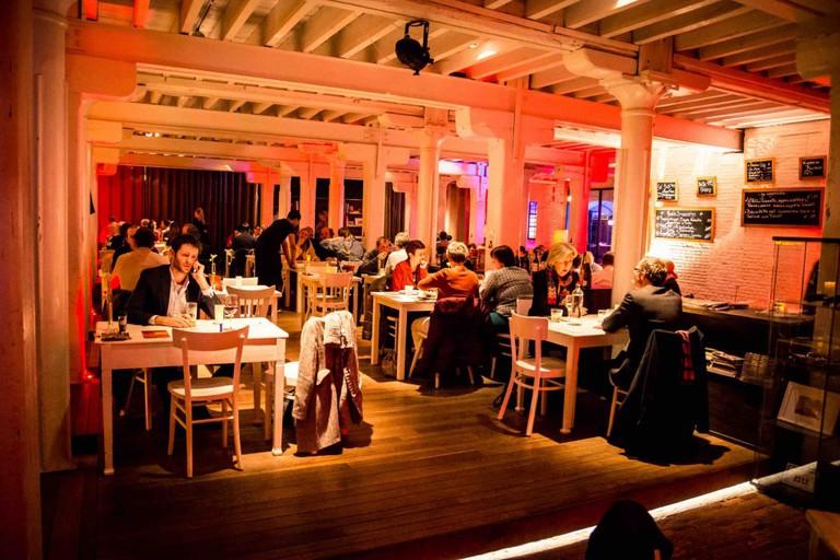 Dining at Felix Pakhuis | Courtesy of Felix Pakhuis