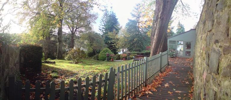Dr. Neil's Garden | Courtesy Of Edinburgh's Christmas