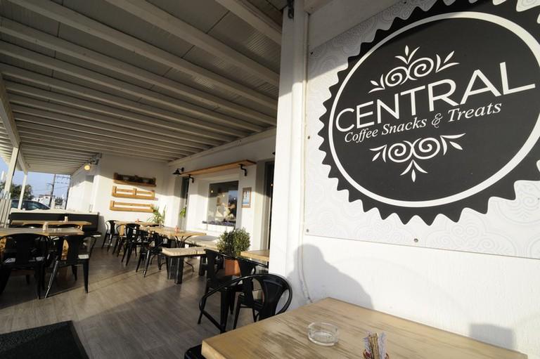 Central Cafe, Mikonos