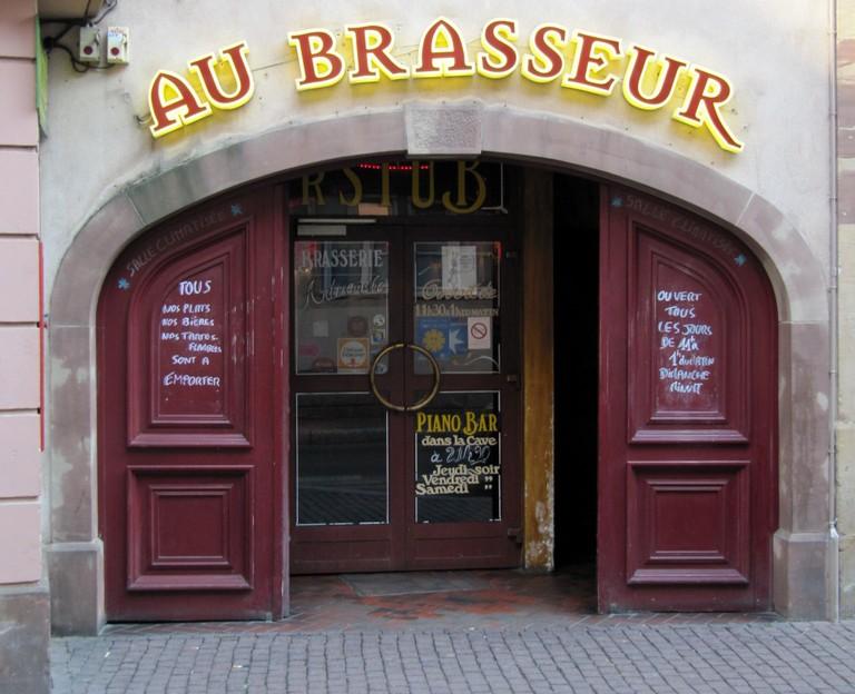 Au Brasseur Strasbourg ©François Schnell/Flickr