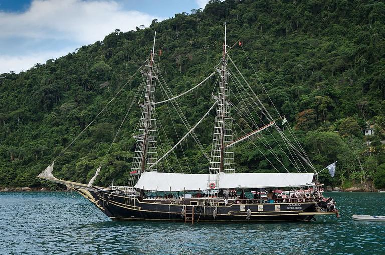 Pirate Ship / © Deni Williams / Wikimedia Commons