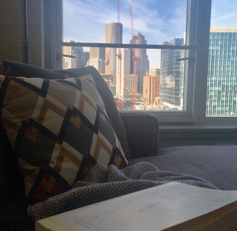 Boston Apartment | © Ashley Kane