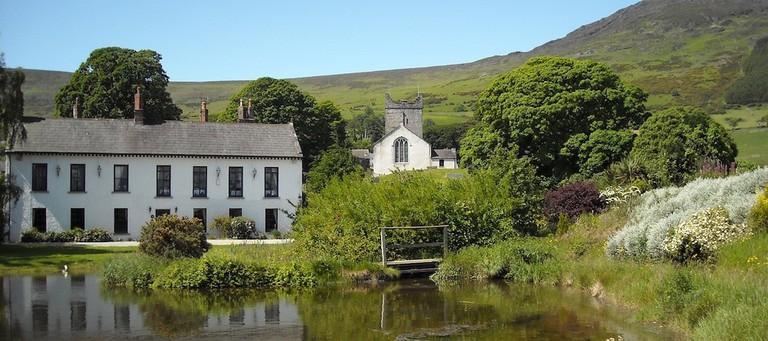 Ghan House   Courtesy of Ireland's Blue Book