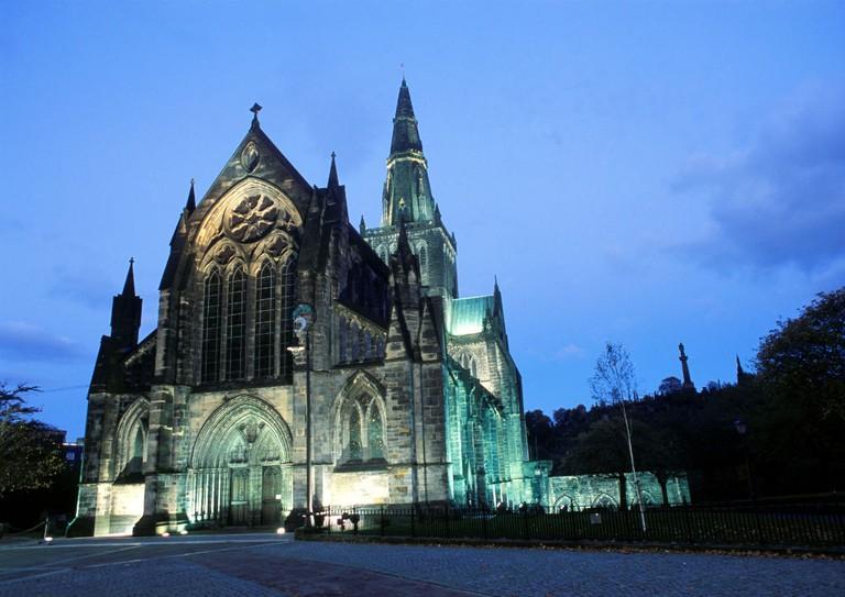 Glasgow Cathedral | Courtesy of Glasgow Life