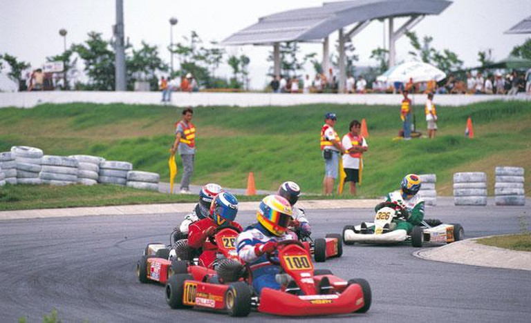 Go-Karting | courtesy of Macao Mototrsports Club