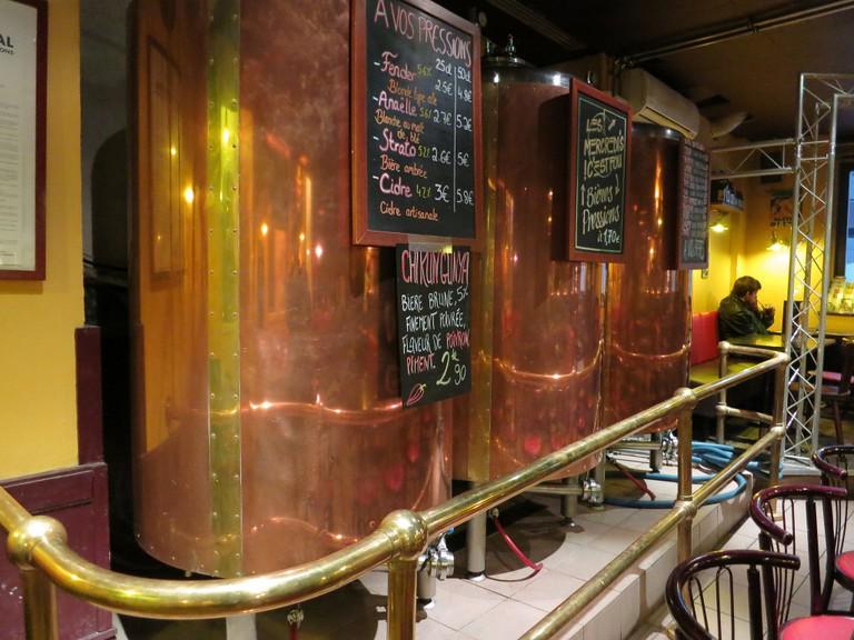 Brasserie La Lanterne©Lynn Pearson/Flickr