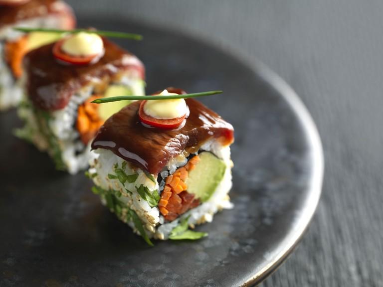 Sushi Shop South Kensington