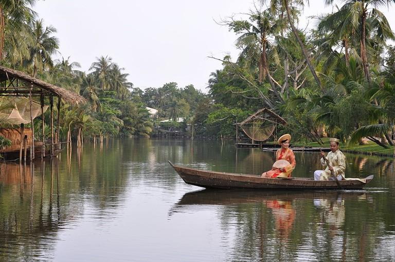 Binh Quoi Tourist Village © Damien Donnelly / Wikipedia