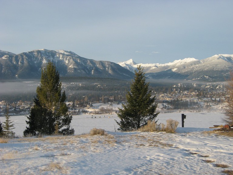 Winter in Invermere | © Derek Blackadder / Flickr