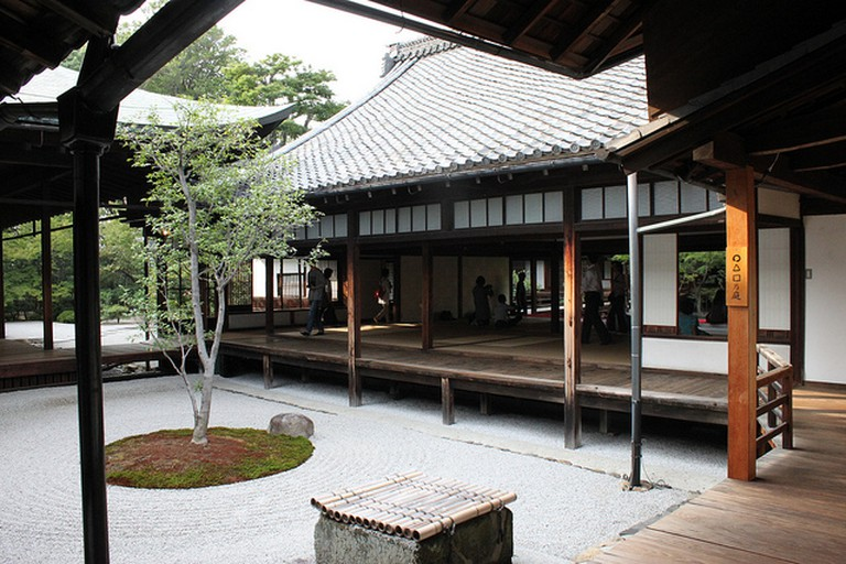 Kennin-ji Zen Temple