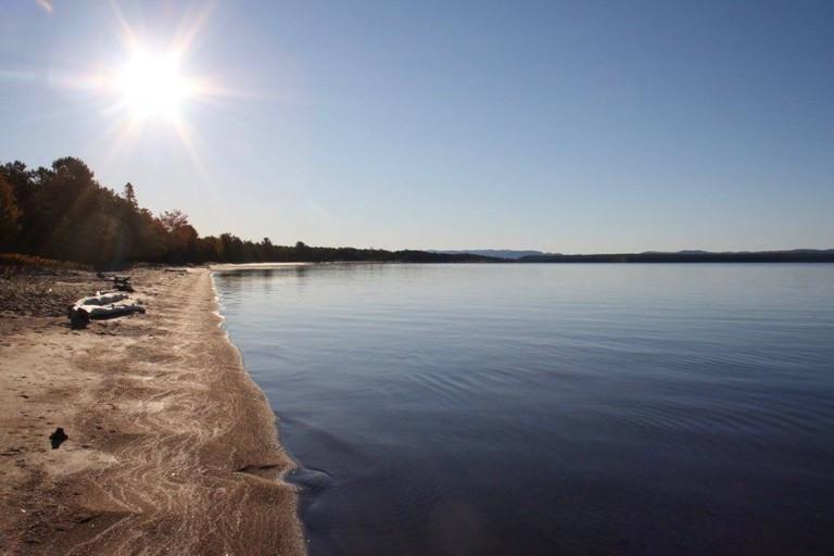 View of Lake Superior   © Laura Paskevics