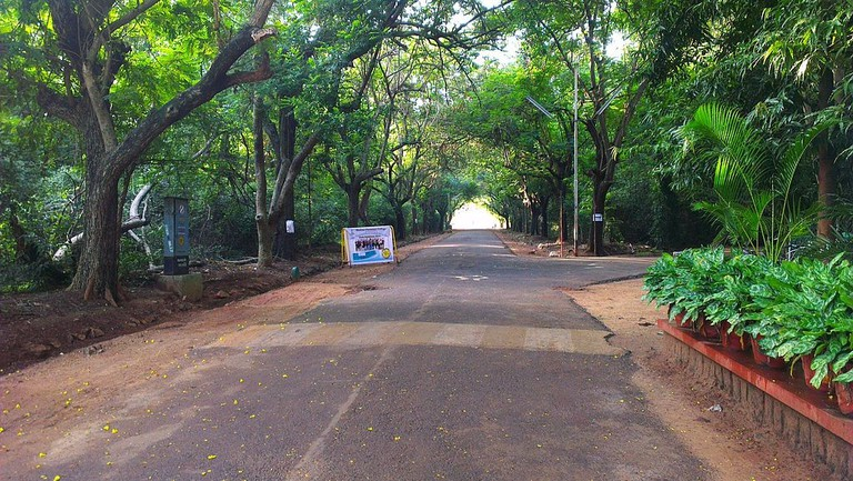 Madras Christian College Entrance | © Wikimedia Commons