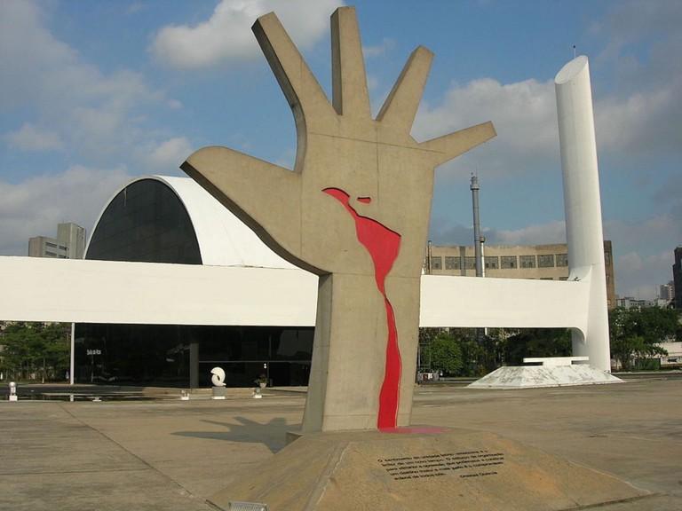 Memorial da America Latina © Gabrielt4e/ Wikimedia CC
