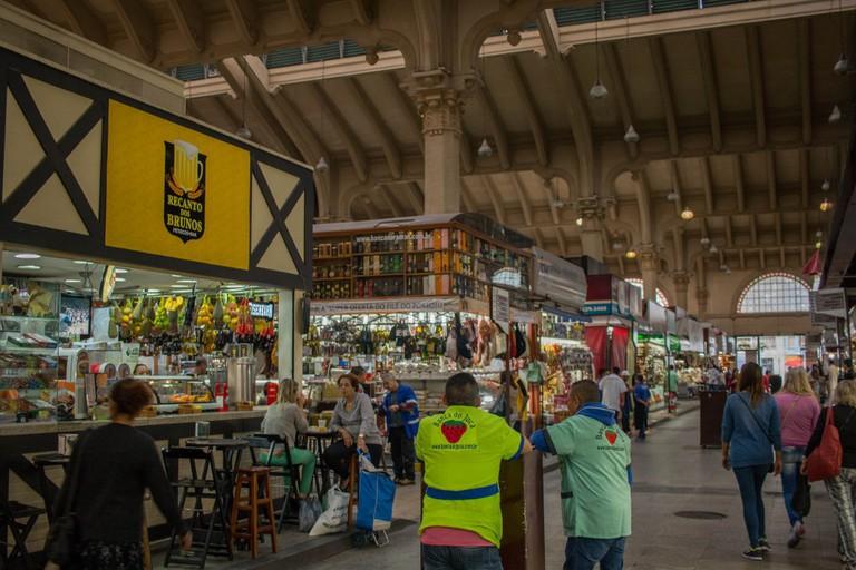 Mercado Municipal © LWYang/Flickr
