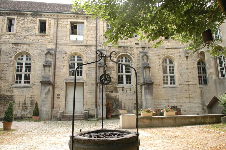 Archeology Museum in Dijon