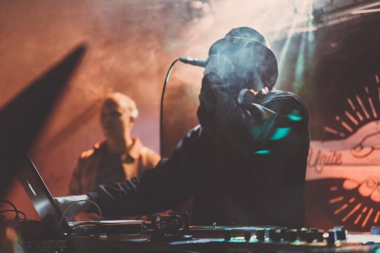 DJ / (c) Pexels