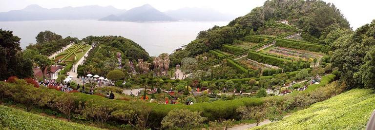 Oedo Botanical Garden | © Steve46814