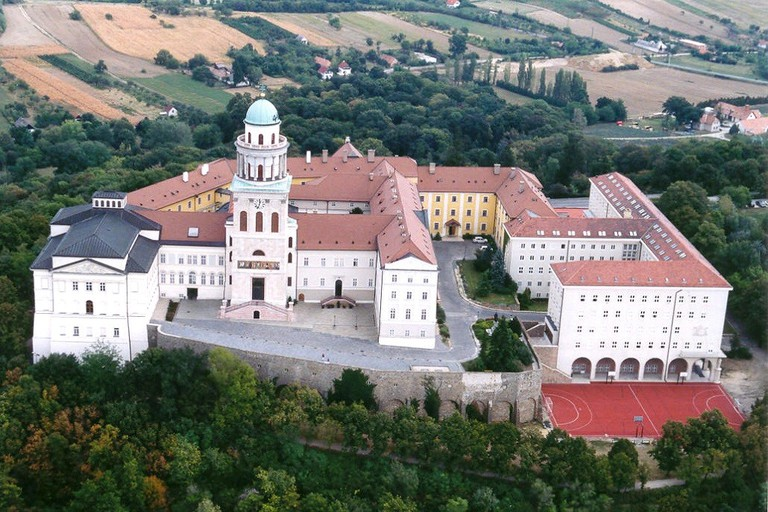 Pannonhalma Abbey Hungary
