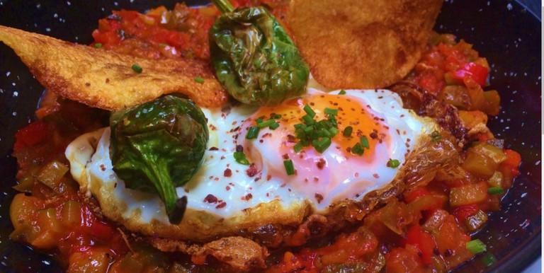 Traditional cuisine | © Restaurante Viva Madrid