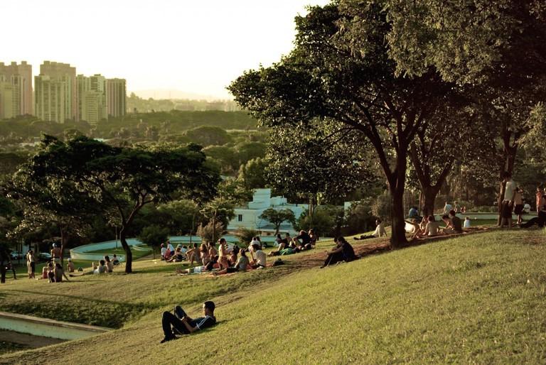 Praça do Por-do-Sol © Marlon Dias/Flickr