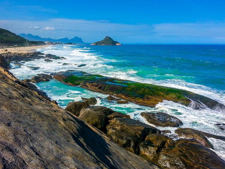 Praia do Secreto |© Fwellisch/WikiCommons